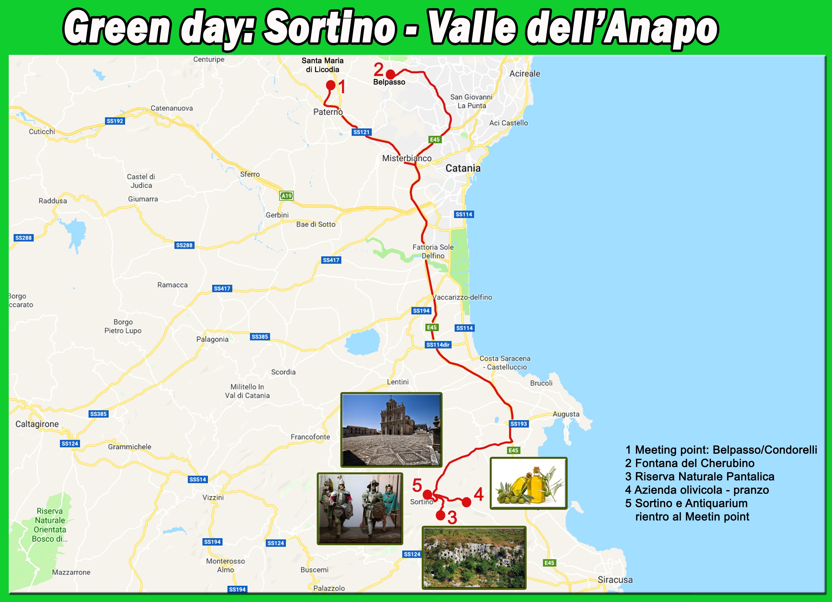Sortino Valle Anapo